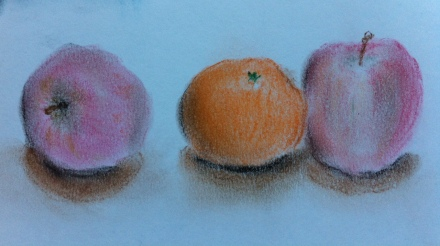 fruit pastels